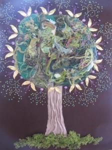 Le ravissant arbre de Cathy
