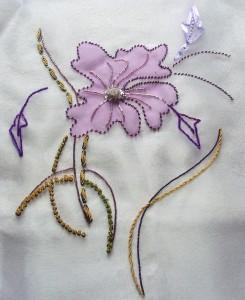 La fleur de Michèle