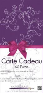 Carte cadeau Broderie Plaisir